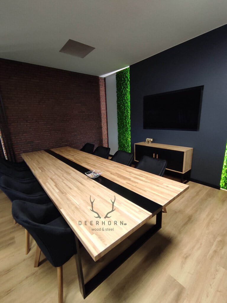 komoda biurowa loftowa