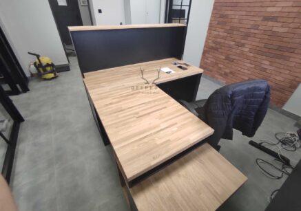 biurko lada recepcyjna