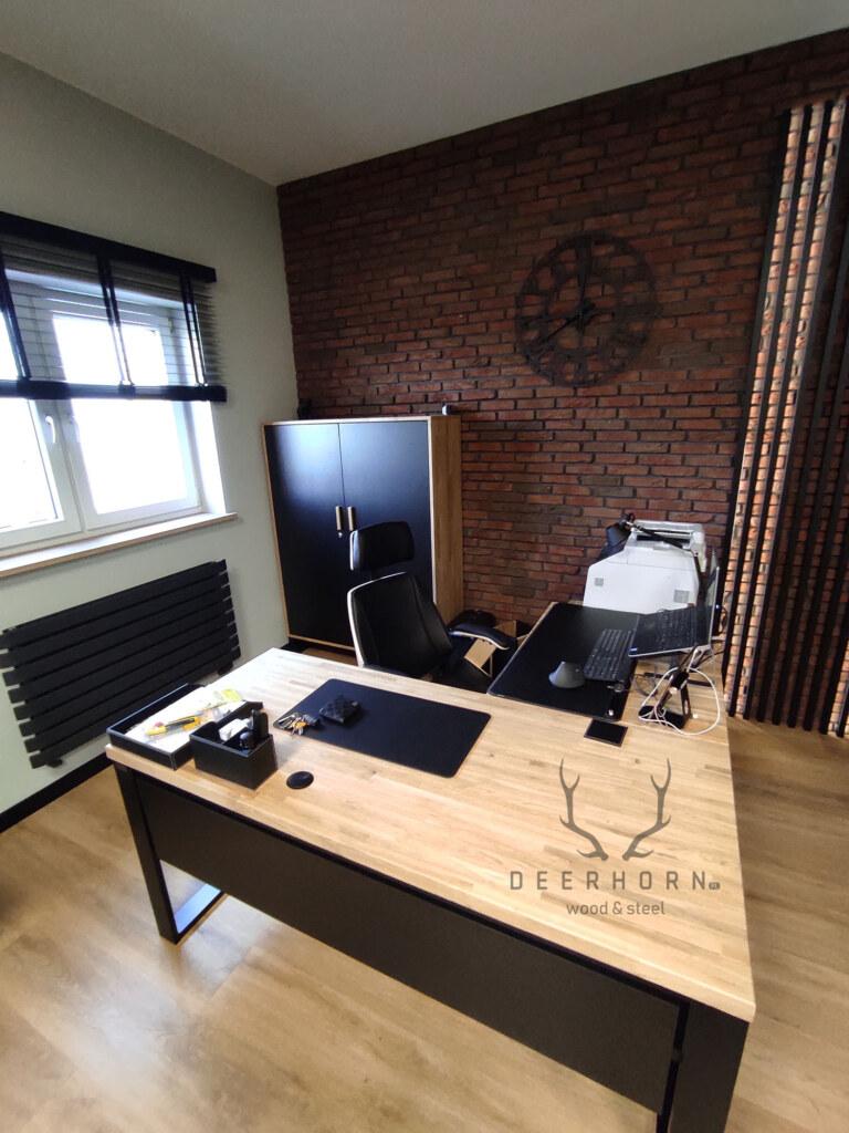 meble gabinetowe loft