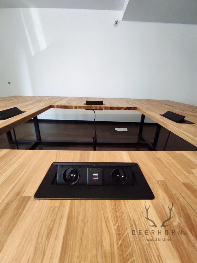 stół multimedialny