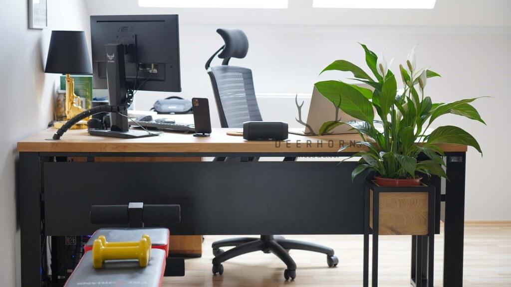 biurko narożne loftowe Szczecin