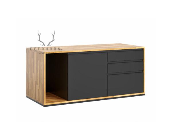 szafka pod biurkowa loft