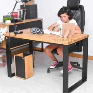 biurko loftowe dla dziecka