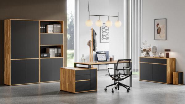 nowoczesne meble biurowe, gabinetowe