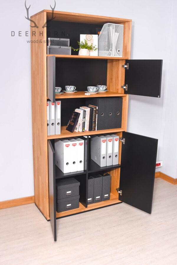 nowoczesny regał biurowy