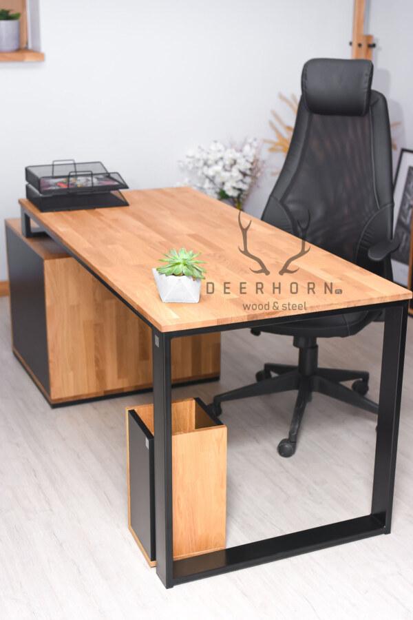 zestaw mebli gabinetowych i biurowych