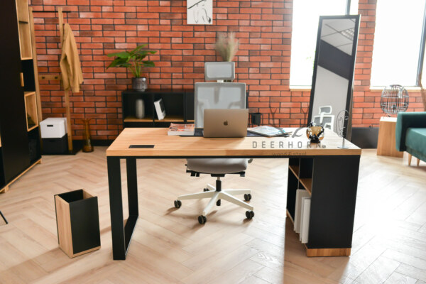 biurko loft industrialne