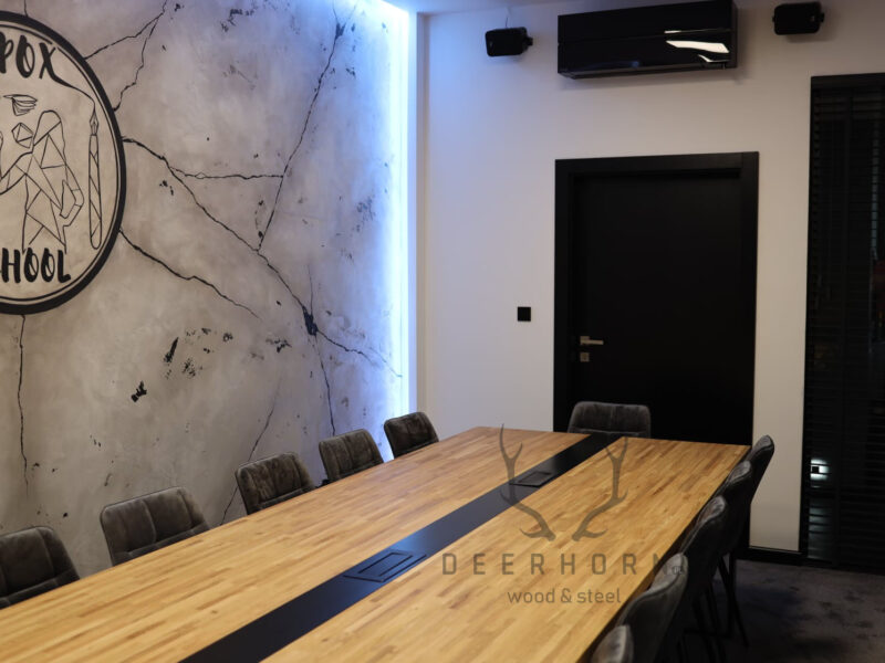 stół konferencyjny loft