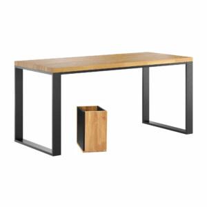 biurko loft zkoszem naśmieci gratis